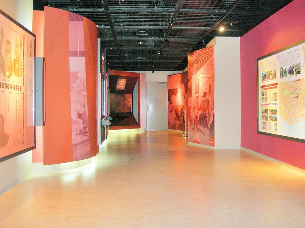 鹿児島のイベント企画・設営・生花・提灯はフタバ 維新ふるさと館イベント環境開発生花・造花装飾